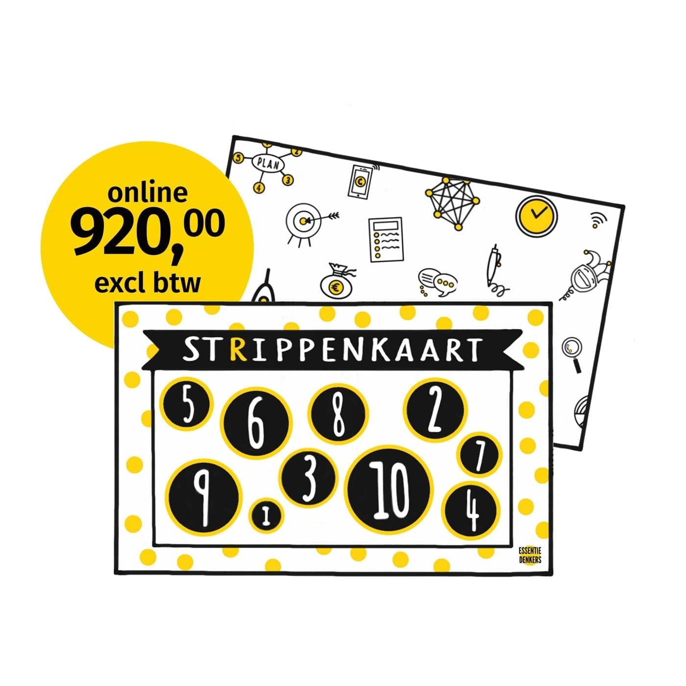"Featured image for ""Strippenkaart"""