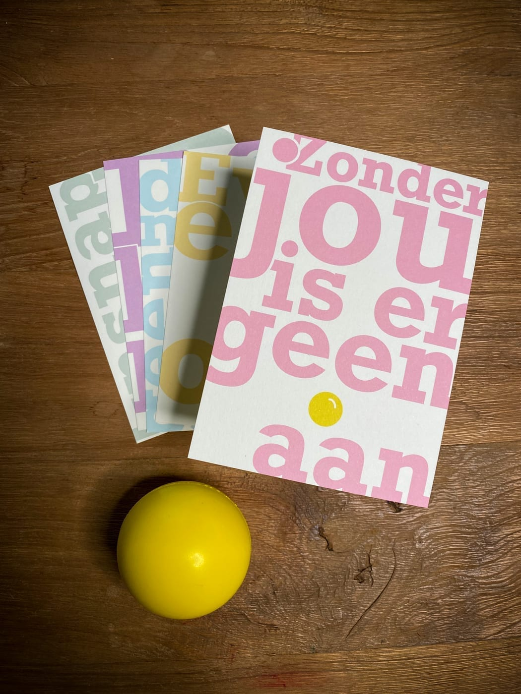 """Featured image for """"Zonder jou"""""""